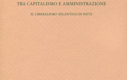 La 'rivoluzione liberale' di Francesco Saverio Nitti