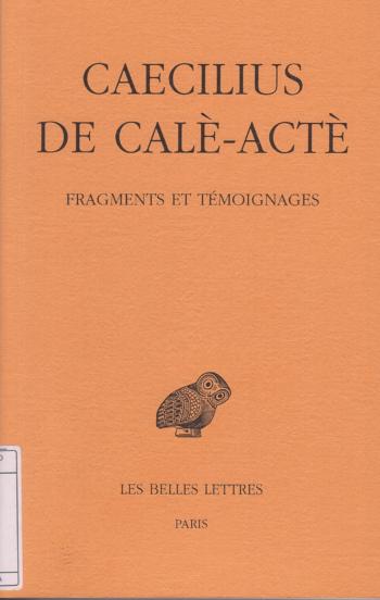 Caecilius de Calè-Actè