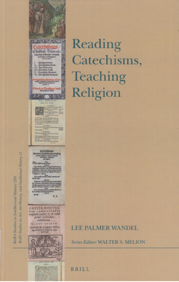 Reading catechism, teaching religion