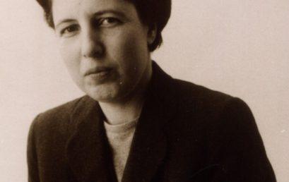 Elena Croce a cento anni dalla nascita