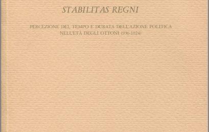 Premio Giuseppe Galasso 2018