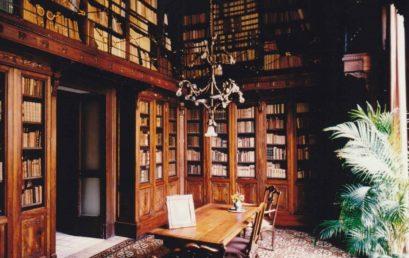 La Biblioteca di Benedetto Croce in SBN. Consulta il nuovo OPAC