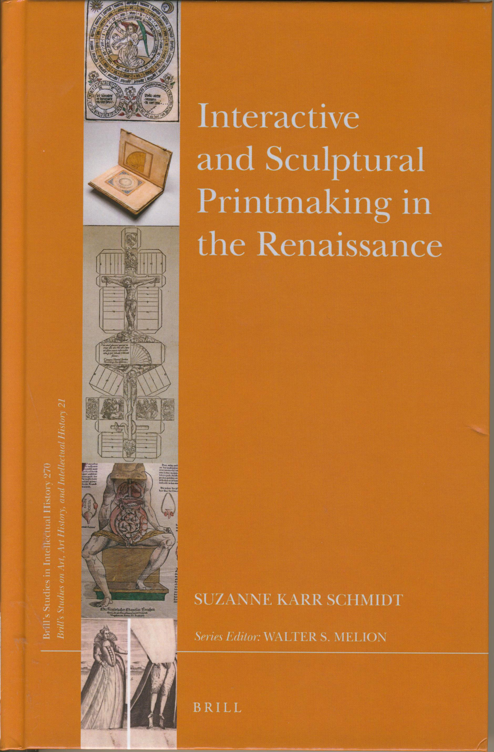 Interactive and sculptural printmaking in the Renaissance