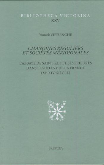 Chanoines réguliers et sociétés meridionales
