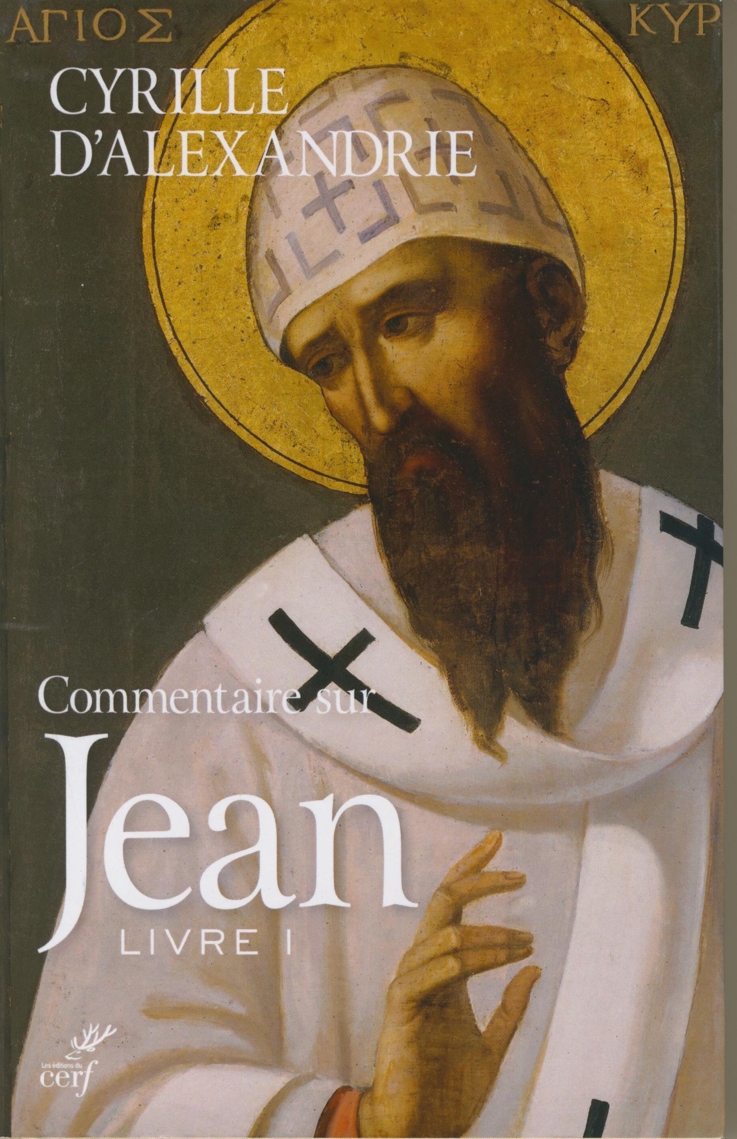 Commentaire sur Jean