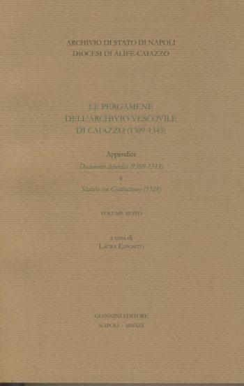 Le pergamene dell'Archivio vescovile di Caiazzo