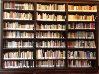 Biblioteca: modalità di accesso